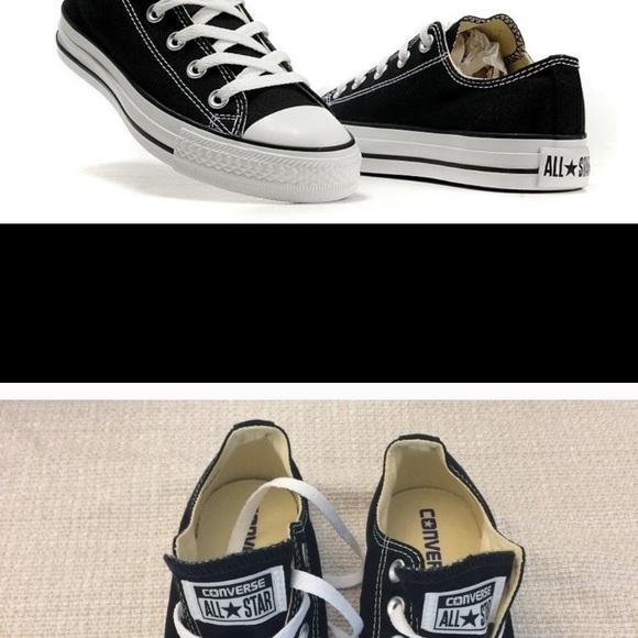 converse shoes too big